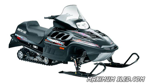 Thundercat 1000 on The Arctic Cat Thundercat 1000 Is The Most Powerful 2 Stroke On The