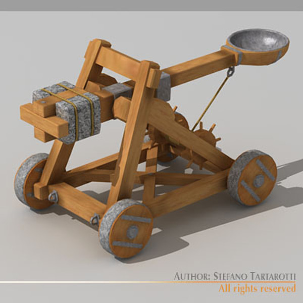 Pictures Of Catapults 33