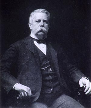 a biography of george westinghouse an american inventor A tireless inventor and businessman, westinghouse designed an air brake that  made rail travel  george westinghouse was instrumental in increasing the  safety of the american railroad  he was born in central bridge, new york, in  1846.