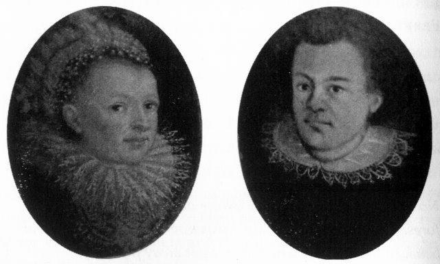 Kepler right and barbara muller left