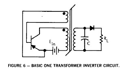 inverter physics rh ffden 2 phys uaf edu simple inverter circuit diagram using 1 transistor running fluorescent lamp simple inverter circuit diagram using 1 transistor running fluorescent lamp