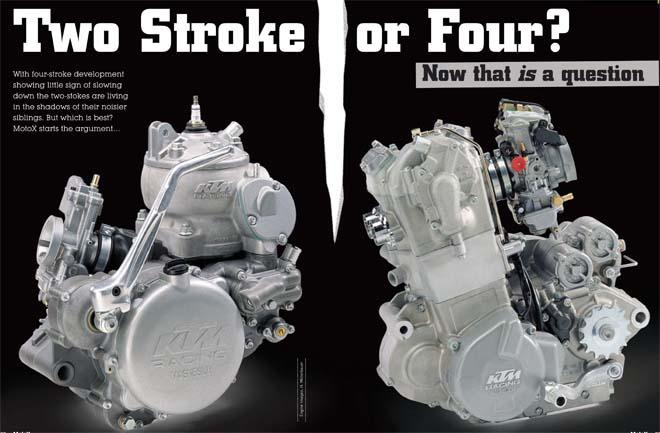 Yamaha  Two Stroke Millage