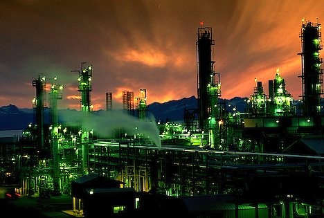 an informative video on the petroleum refining process