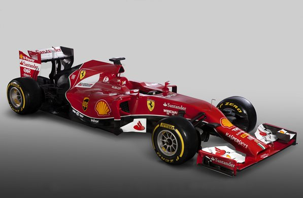 To See A Photo Of All Formula One Cars From 1950 To 2013, Click Here.