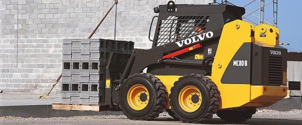 Volvo Skid Steer >> Redtie