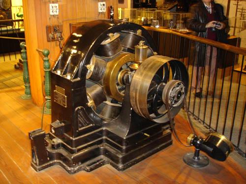 Nikola tesla for Ac induction motor design