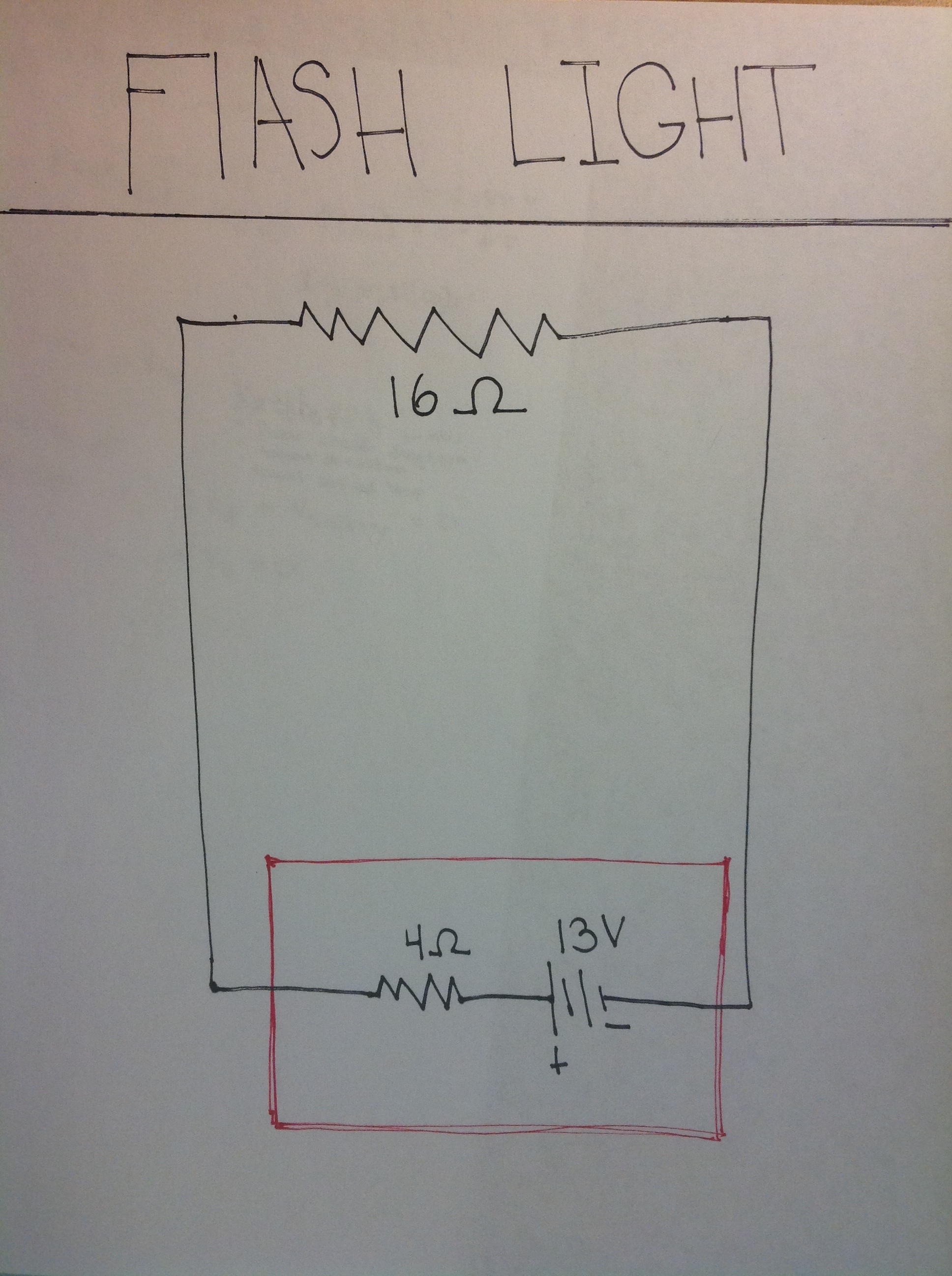 Andreas07 The Simple Solution Template Parallel Circuits Flash Light Circuit