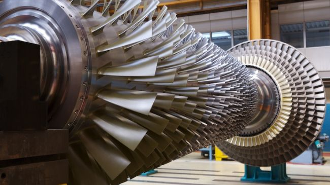 Compressed Air Blades : Compressor