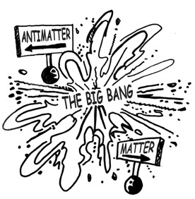 matter antimatter asymmetry